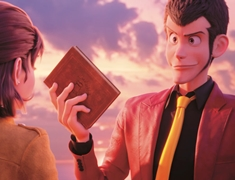 Lupin III : the first vignette Une petite
