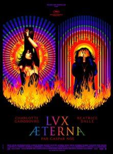 Lux Aeterna film affiche définitive