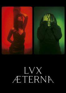 Lux Aeterna film affiche provisoire