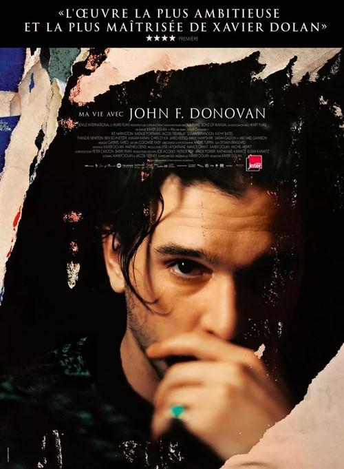 Ma vie avec John F Donovan film affiche