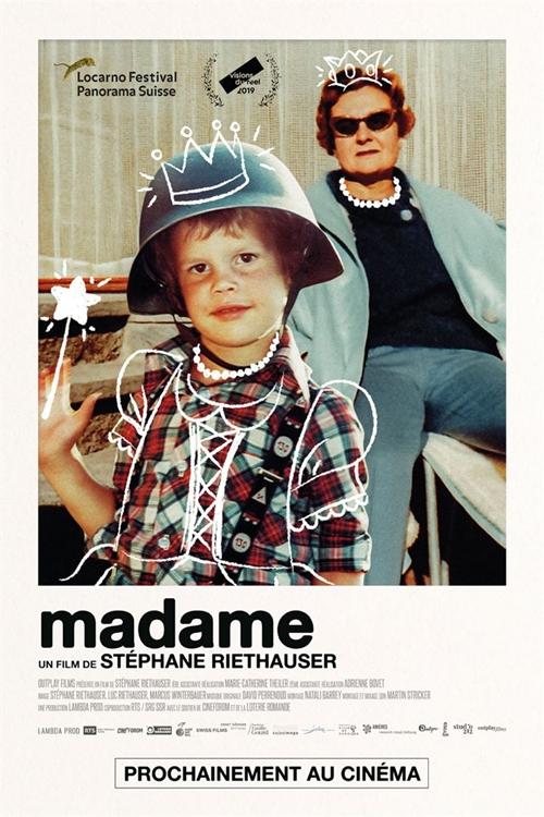 Madame 2020 film documentaire affiche