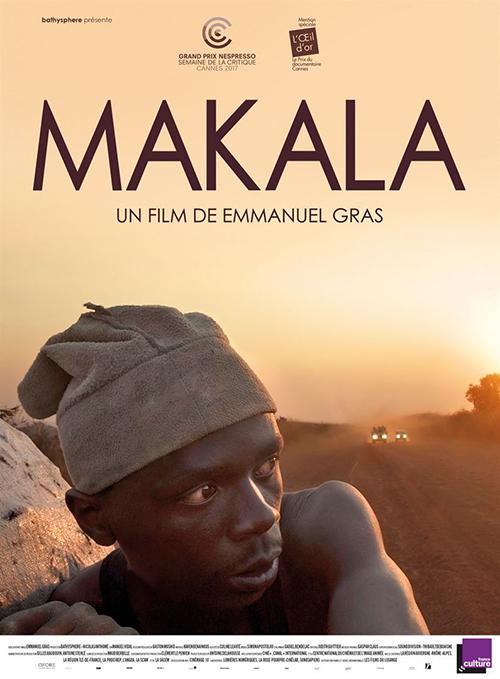 Makala film affiche
