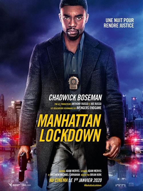 Manhattan Lockdown film affiche