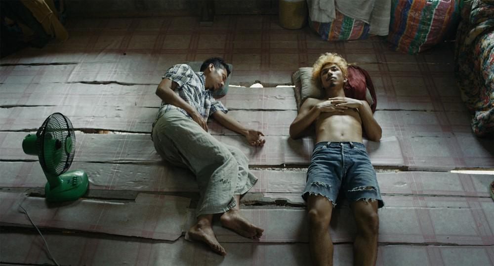 Manta Ray film image
