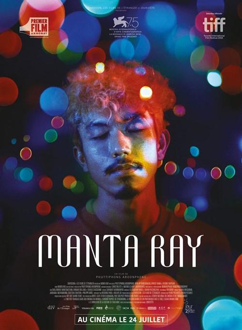 Manta Ray film affiche