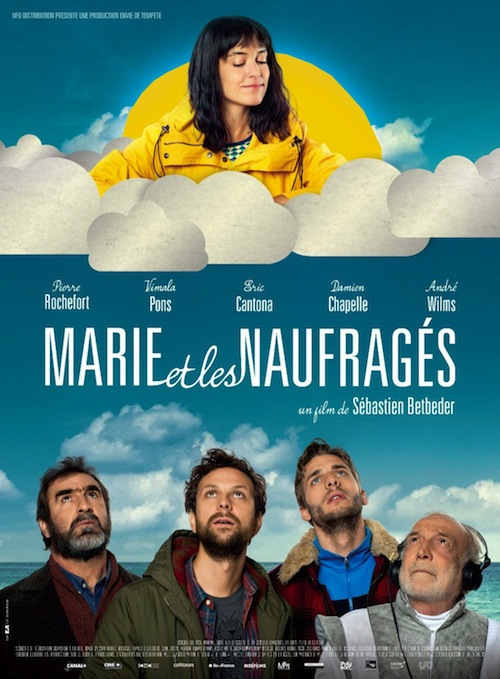 Marie et les naufragés film affiche