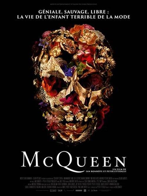 McQueen documentaire affiche