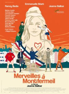 Merveilles à Montfermeil film affiche