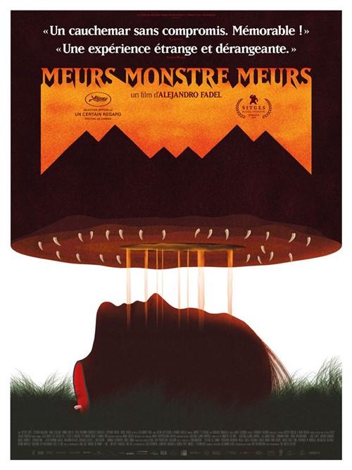 Meurs monstre meurs film affiche définitive