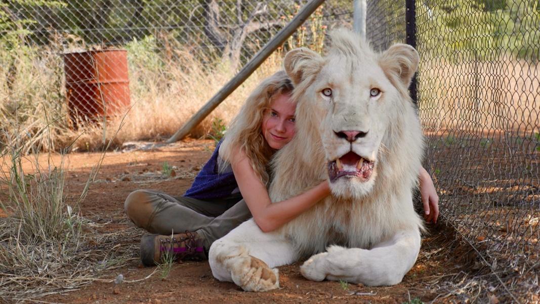 Mia et le lion blanc film image
