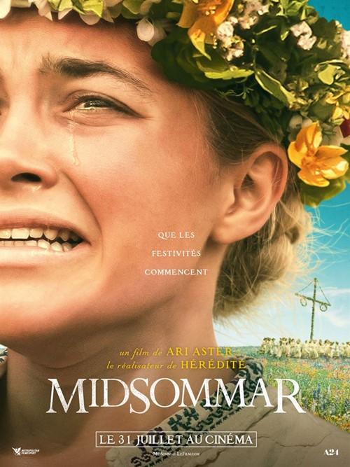 Midsommar film affiche