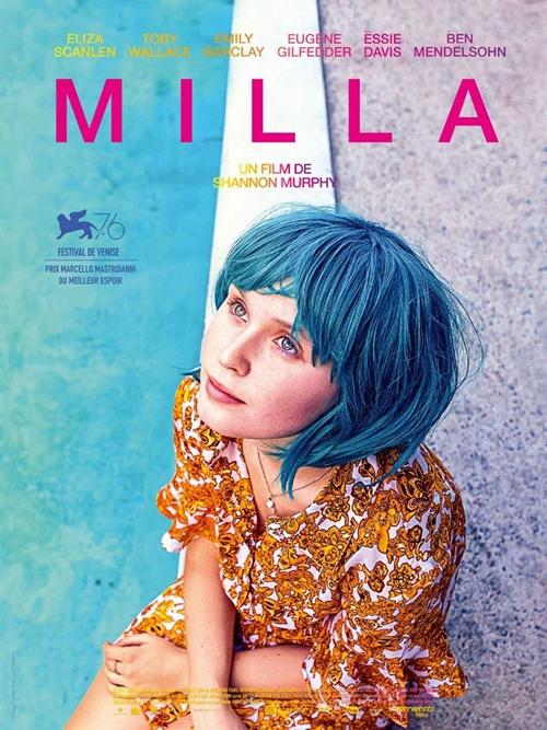 Milla film affiche