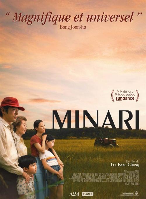 Minari film affiche réalisé par Lee Isaac Chung