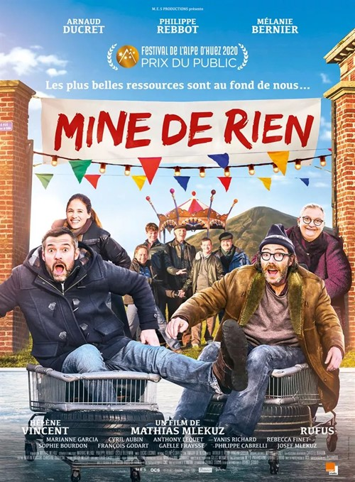 Mine de rien film affiche