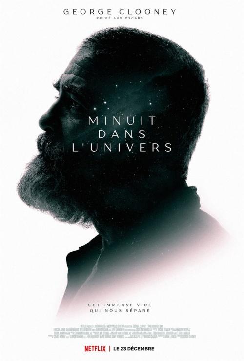 Minuit dans l'univers film affiche