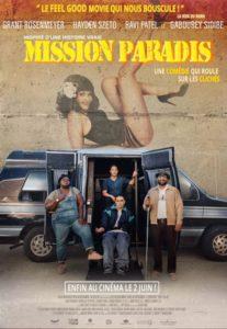 Mission Paradis film affiche réalisé par Richard Wong