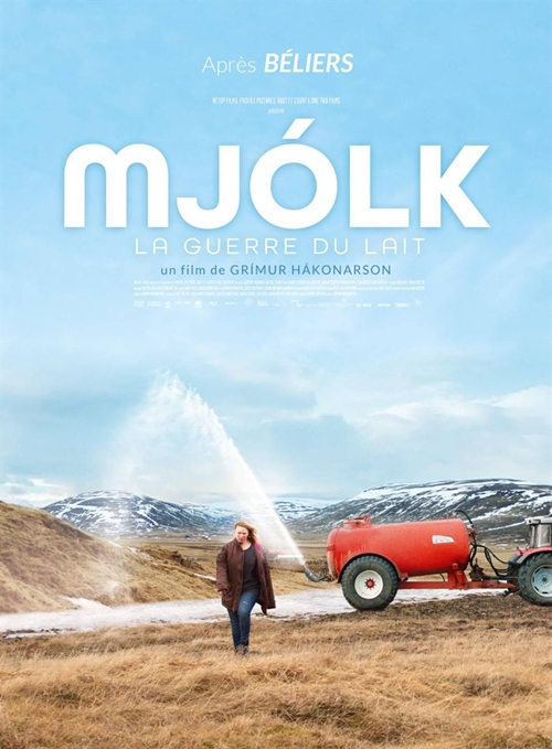 Mjolk, la guerre du lait film affiche