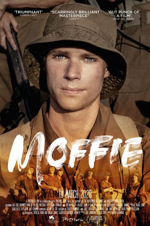 Moffie film affiche
