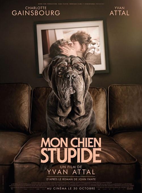 Mon chien stupide film affiche