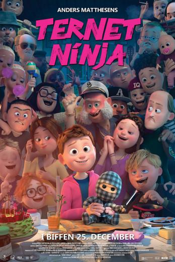 Mon Ninja et moi film animation affiche