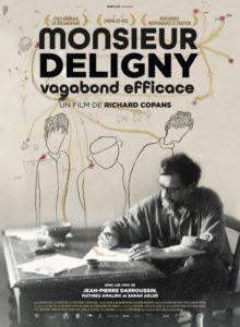 Monsieur Deligny, vagabond efficace film documentaire affiche