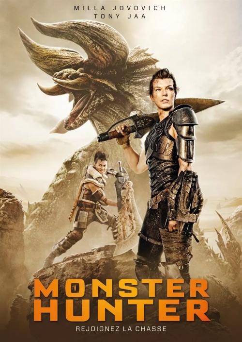 Monster Hunter film affiche réalisé par Paul W.S. Anderso