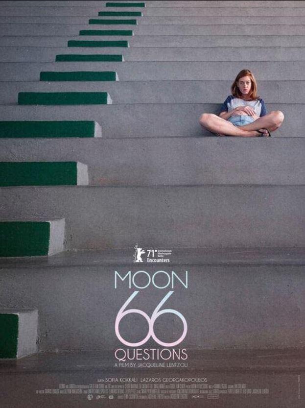 Moon, 66 questions film affiche réalisé par Jacqueline Lentzou
