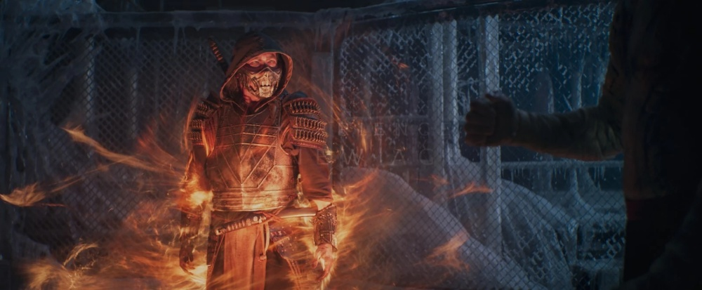 Mortal Kombat film movie