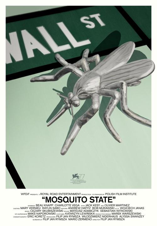 Mosquito State film affiche réalisé par Filip Jan Rymsza