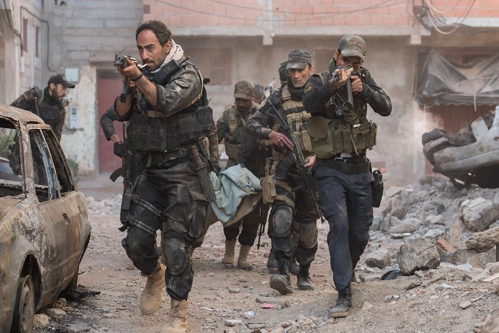 Mosul fiction image