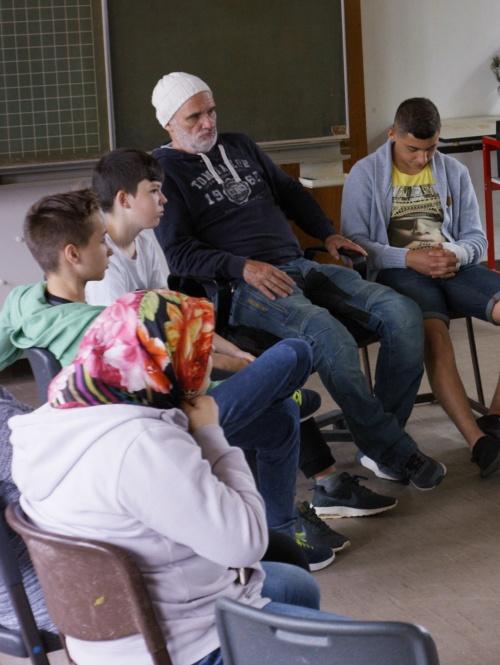 Mr Bachmann and his class film documentaire affiche réalisé par Maria Speth
