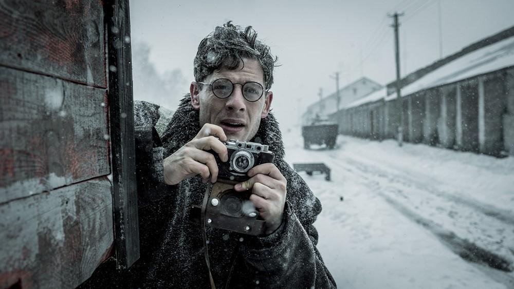 Mr Jones 2019 film image