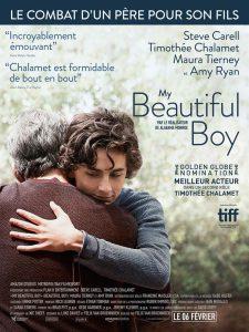 My beautiful boy film affiche