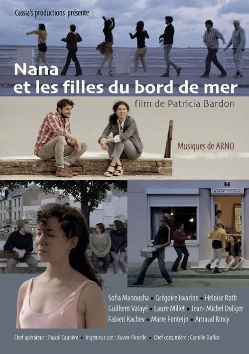 Nana et les filles du bord de mer film affiche