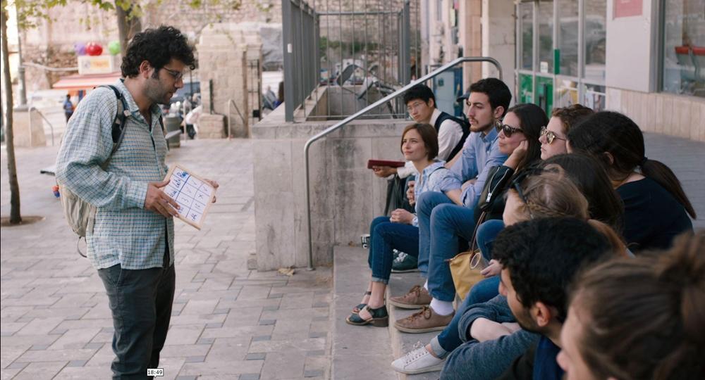 Né à Jérusalem et toujours vivant film