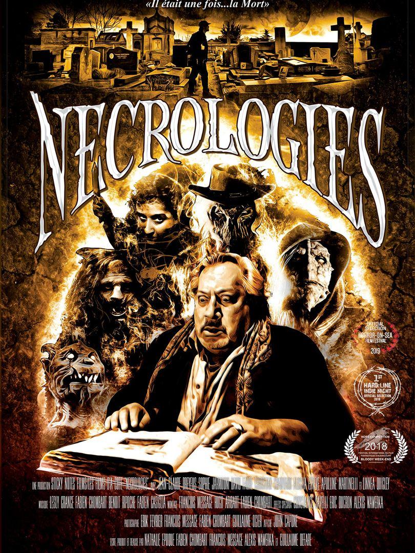 Nécrologies film affiche