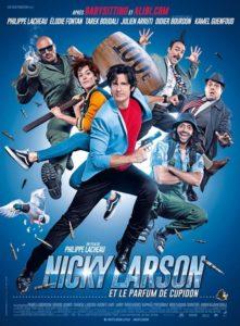 Nicky Larson film affiche