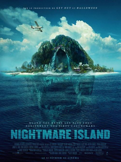Nightmare Island film affiche