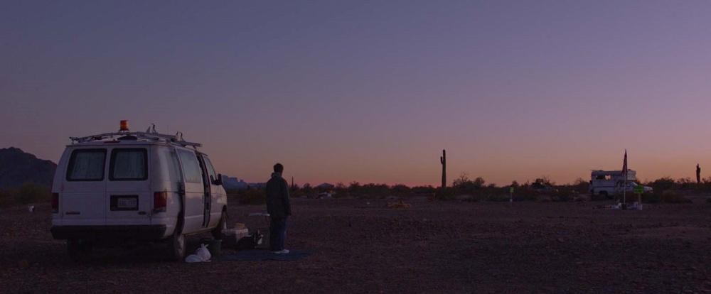 Nomadland film movie