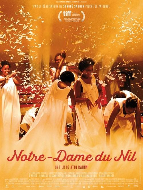 Notre Dame du Nil film affiche