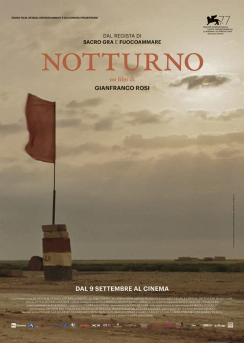 Notturno film documentaire affiche