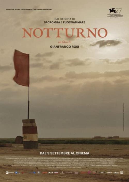 Notturno film documentaire affiche