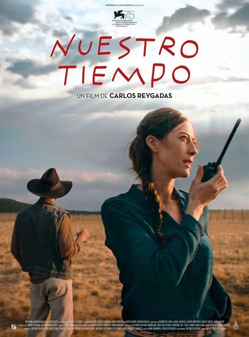 Nuestro Tiempo film affiche