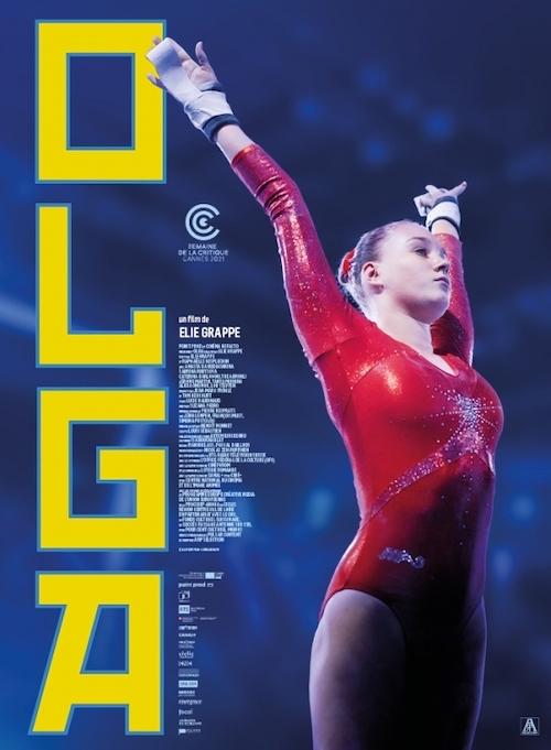 Olga affiche