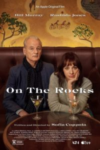On the rocks film affiche