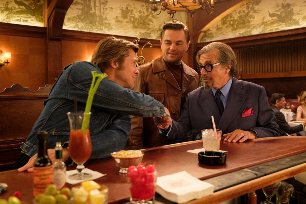Once Upon a time in... Hollywood film image