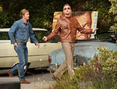 Once Upon a Time in Hollywood film vignette Une petite