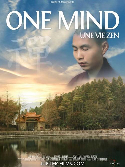 One mind Une vie zen film affiche