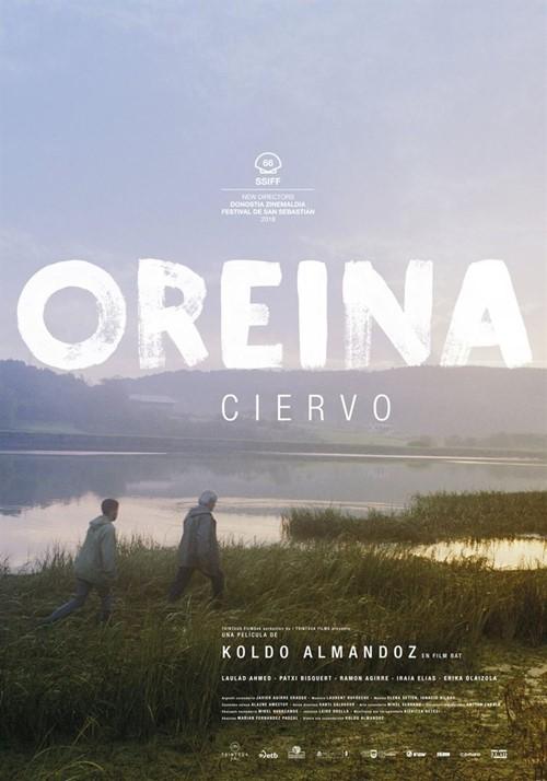 Oreina film affiche