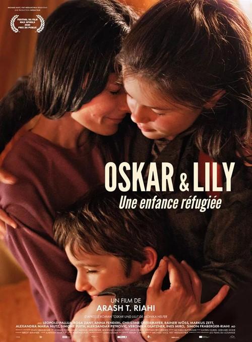 Oskar et Lily film affiche